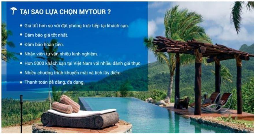 7 lý do nên chọn Mytour cho hanh trình của bạn