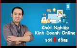 Review Khóa học khởi nghiệp kinh doanh online với số vốn 0 đồng