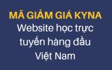 Mã giảm giá Kyna, khuyến mãi khóa học kyna.vn năm 2018