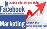 Chạy quảng cáo Facebook giá rẻ, tìm hiểu về Facebook ads
