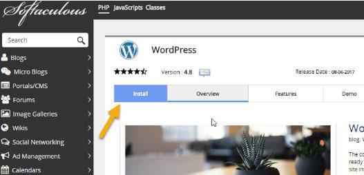 Hướng dẫn cài wordpress cho người mới