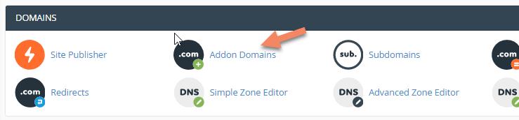 Thêm domain vào host
