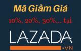 Mã giảm giá lazada, Khuyến mãi mua sắm lazada.vn Tháng 2/2018