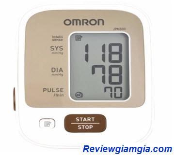 Máy đo huyết áp OMRON JPN 500