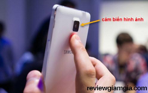 Cảm biến hình ảnh Samsung