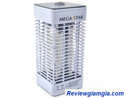 Đèn bắt muỗi Mega Star DM136