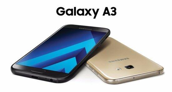 Samsung galaxy a3 hàng chính hãng