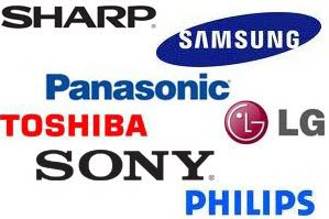 Hãng sản xuất Tivi phổ biến