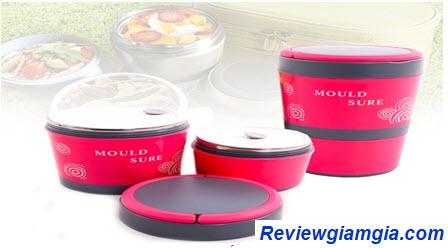 Hộp cơm giữ nhiệt Moriitalia 6002