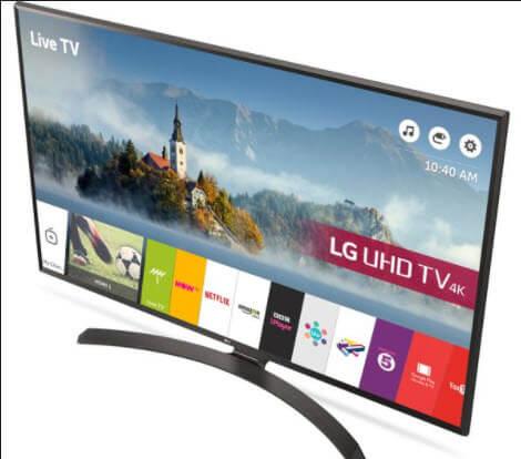 Sản phẩm tivi lg 4k