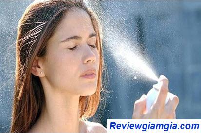 Glycerin Làm Nước xịt dưỡng ẩm