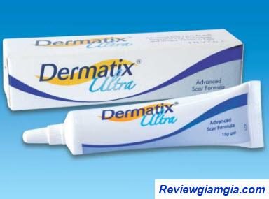 Kem trị thâm sẹo Dermatix Ultra