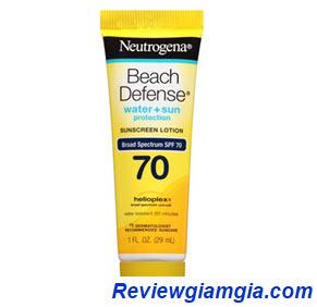 Kem chống nắng Neutrogane beach Defense