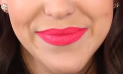 Son Nyx màu hồng cam