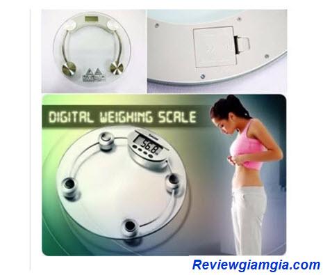 Cân đo sức nặng cơ thể