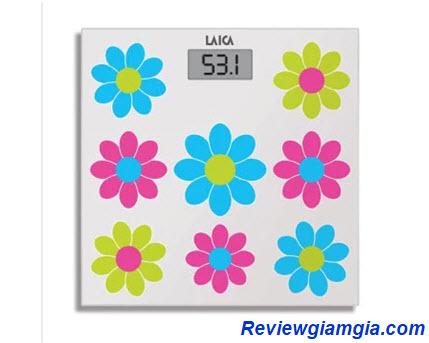 Cân sức khỏe điện tử Laica ps 1050