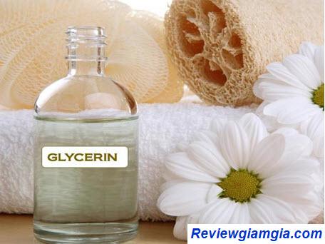 Công dụng của Glycerin