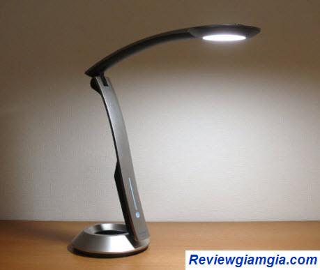 Độ sáng của đèn bàn led
