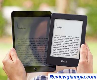 máy đọc sách Kindle Paperwhite