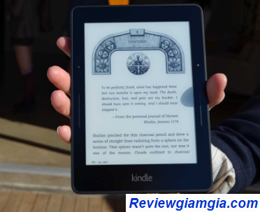 Máy đọc sách Kindle Voyage