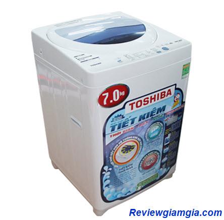 Máy giặt Toshiba Aw A800SV WB 7KG