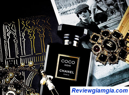 Nước hoa Coco Noir by Chanel Paris 1