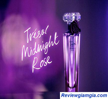 Nước hoa Lancome Tresor Tidnight Rose