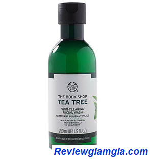 Sữa rửa mặt Tea Tree Skin Clearing Facial Wash