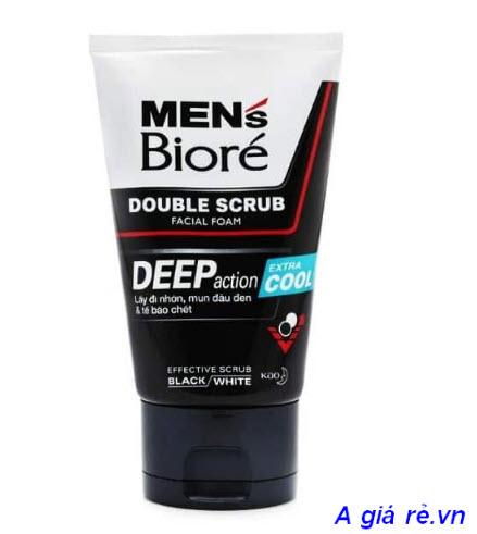 Sữa rửa mặt cho nam giới Biore For Men