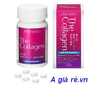 Collagen Shiseido dạng viên
