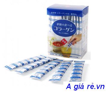 Collagen Nhật Bản Hanamai