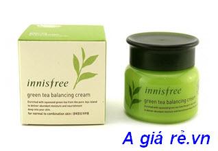 Innisfree balancing cream