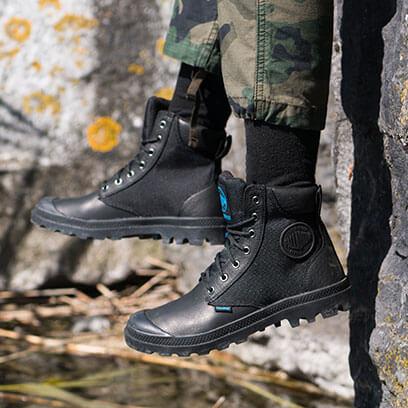 Giày Palladium Pampa Boots