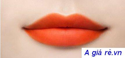 Son tint Ink Velvet Peripera Màu số 11 cam sáng -Sping Orange