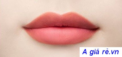 Son tint Ink Velvet Peripera Màu số 12 hồng đào -Pure Peach