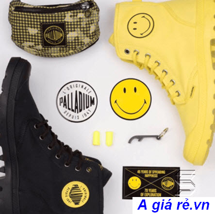 Palladium x Smiley