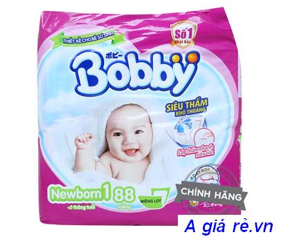 Bỉm bobby Newborn