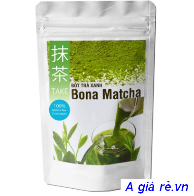 Bột trà xanh Bona Matcha
