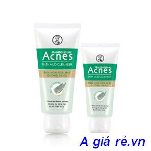 Bùn non rửa mặt dưỡng sáng Acnes