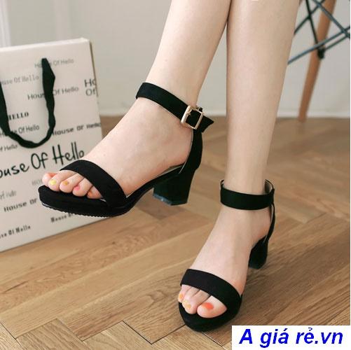 giày nữ cao got đế thấp