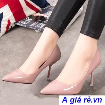 giày nữ cao gót mũi nhọn