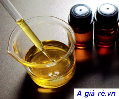 Độ nhớt của tinh dầu sả