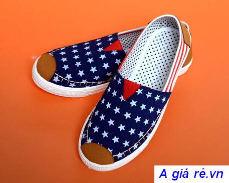 Giày lười nữ Sao L&A Fashion
