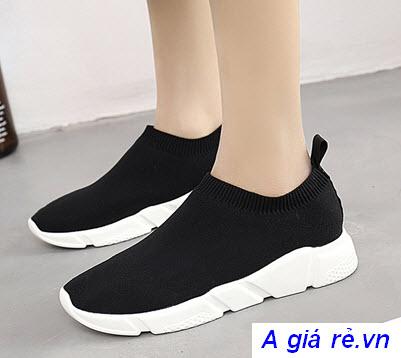Giày lười nữ thể thao