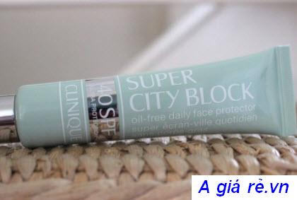 Kem chống nắng Clinique Super