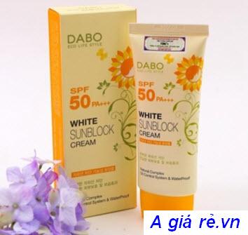 Kem chống nắng Dabo Sun Cream