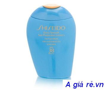 Kem chống nắng Shiseido Extra Smooth