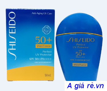 Kem chống nắng toàn thân Shiseido Perfect UV