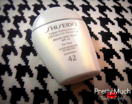 Kem chống nắng Shiseido Urban