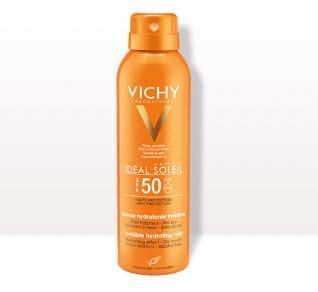 Kem chống nắng dạng xịt Vichy